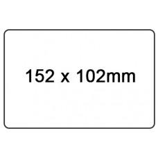 152x102 Customised Label