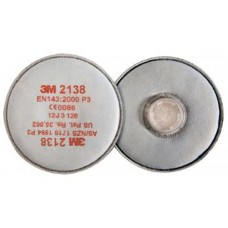 3M Pair of P3 Nuisance Odour Particulate Filter