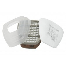 3M A2P3 Filter Kit for use with 3M Half & Full Face Masks