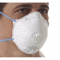 Disposable Valved Fold Flat Mask P2