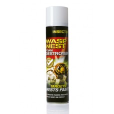 Wasp Nest Foam Destroyer