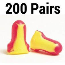 Howard Leight Disposable Foam Ear Plugs 200 Pairs