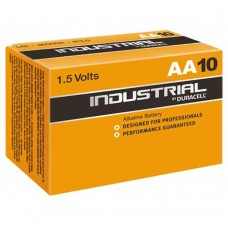 Industrial By Duracell Pack of 10