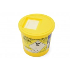 Sharpsguard Yellow Lid 2.5L