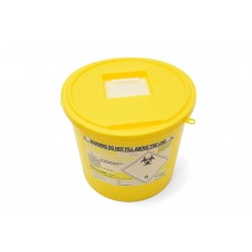 Sharpsguard Yellow Lid 7L