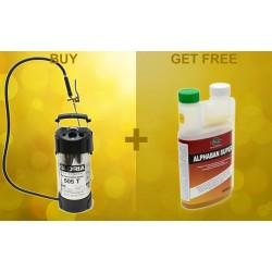 Buy 5L Gloria Stainless Sprayer get Alphaban Super Free