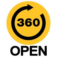 360 Degrees Open